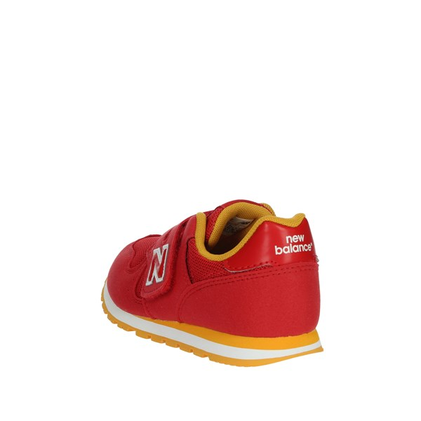 <New Balance Shoes Sneakers Red YV373RP