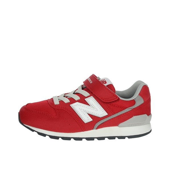 New Balance Shoes Sneakers Red YV996CRD