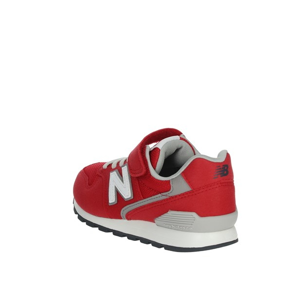 <New Balance Shoes Sneakers Red YV996CRD