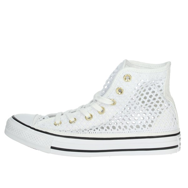 Converse Shoes Sneakers White 564870C