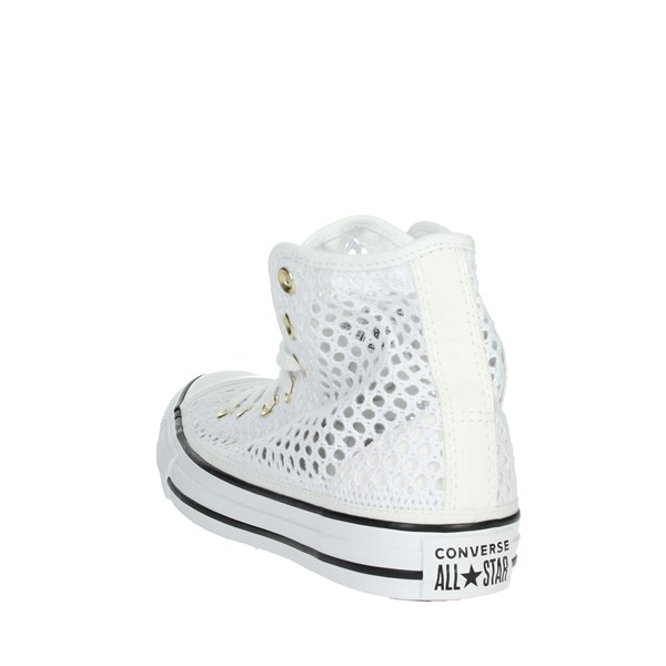 <Converse Shoes Sneakers White 564870C