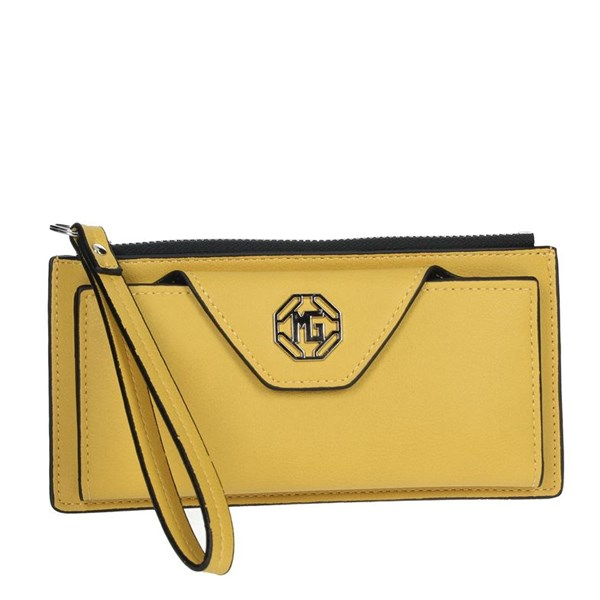 Marina Galanti Accessories Wallets Yellow 20-014-1