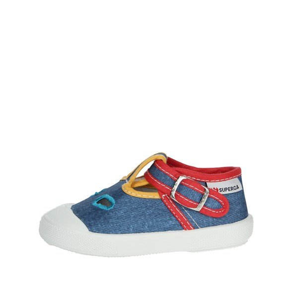 Superga Shoes Ox Eyes Jeans S21C449