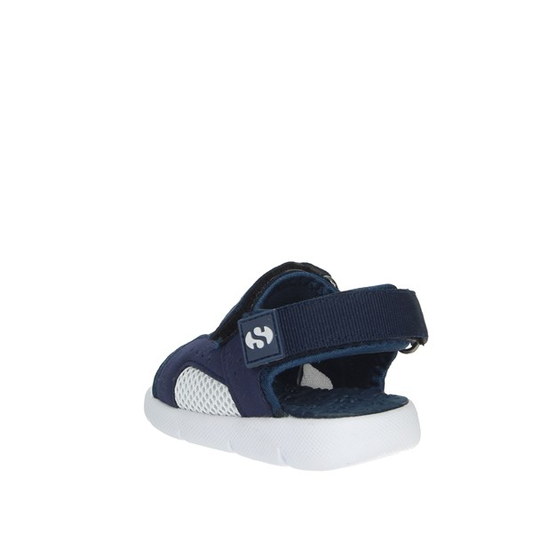 Superga Shoes Sandals Blue S63S449