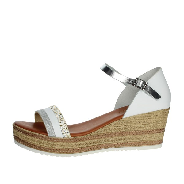 Porronet Shoes Sandals White FI2439