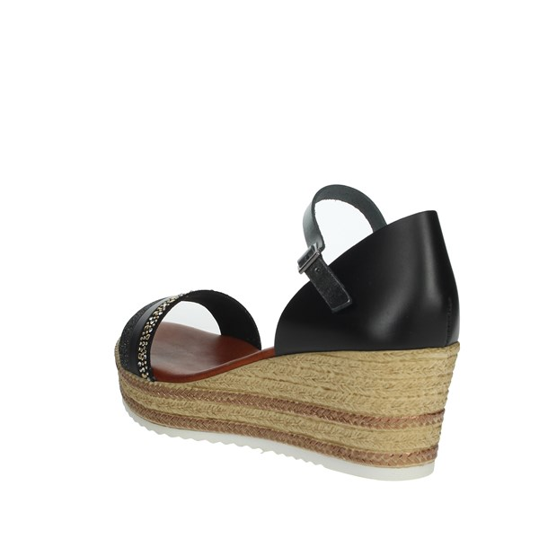 Porronet Shoes Sandals Black FI2439