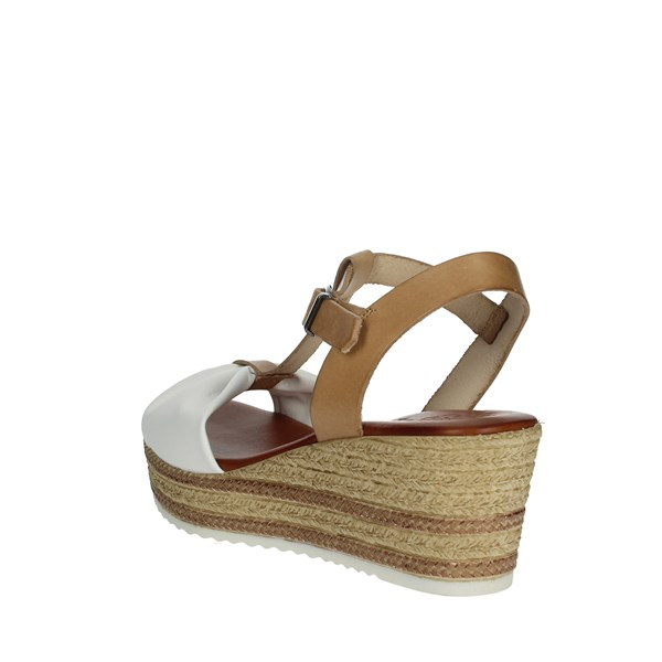 Porronet Shoes Sandals White FI2441