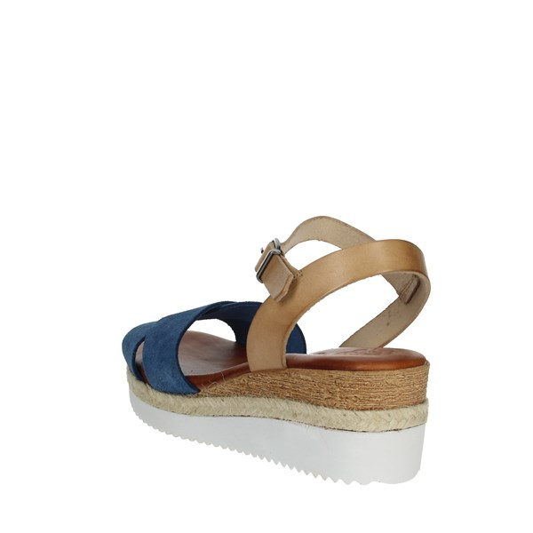 Porronet Shoes Sandals Light Blue FI2427