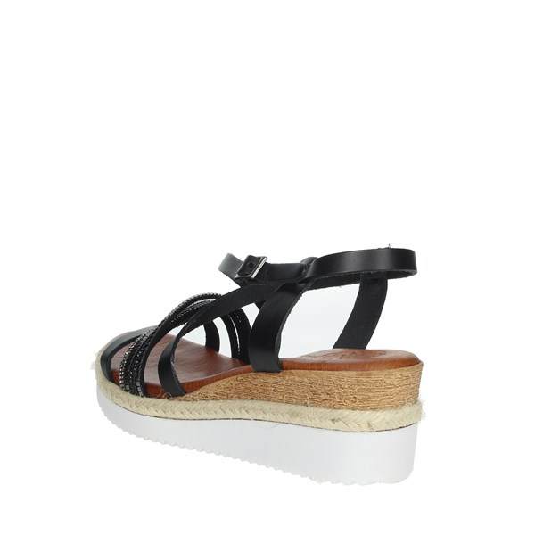 Porronet Shoes Sandals Black FI1905