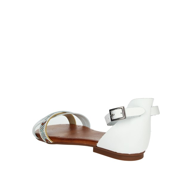 Porronet Shoes Sandals White FI2412