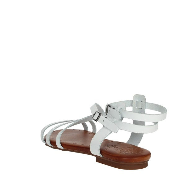 Porronet Shoes Sandals White FI2404