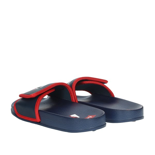 Levi's Shoes Clogs Blue/Red VPOL0021S
