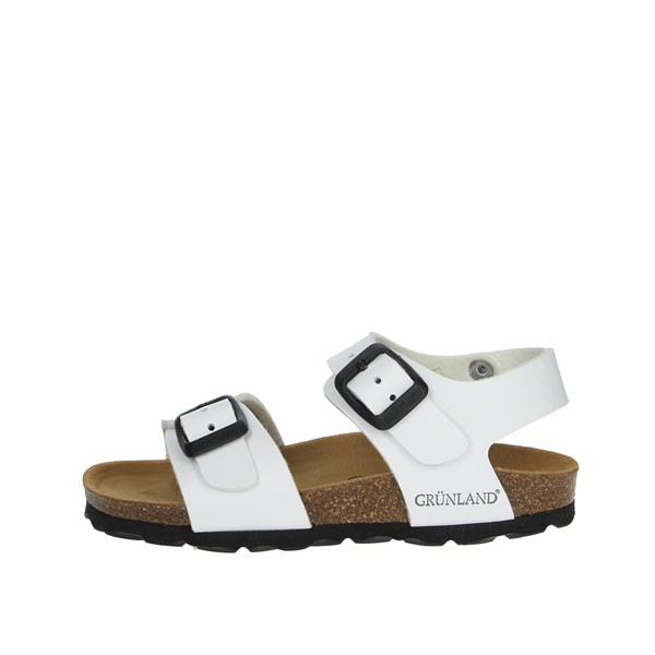 Grunland Shoes Sandals White SB1206-40