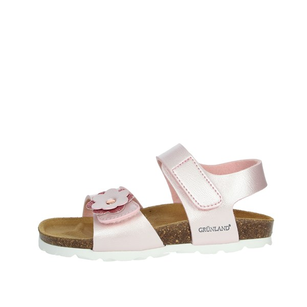 Grunland Shoes Sandals Light dusty pink SB1250-40