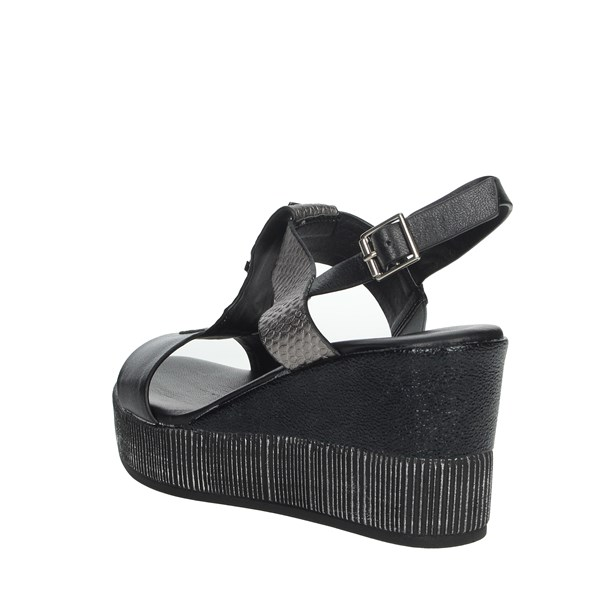 Repo Shoes Sandal Black 51297-E9