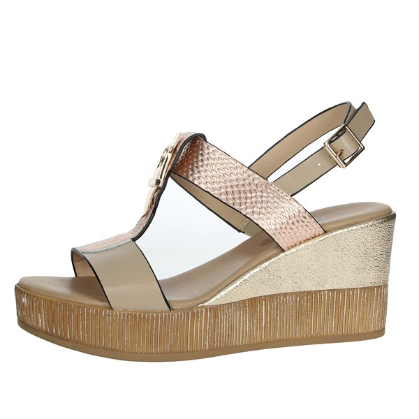 Repo Shoes Sandal Brown Taupe 51297-E9