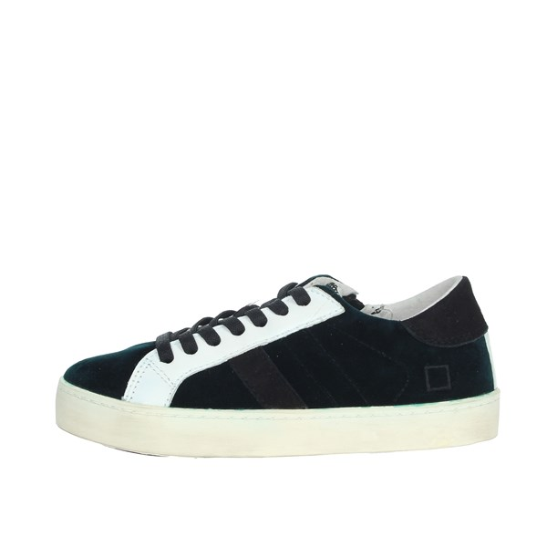 D.a.t.e. Shoes Sneakers Green HIL LOW-81