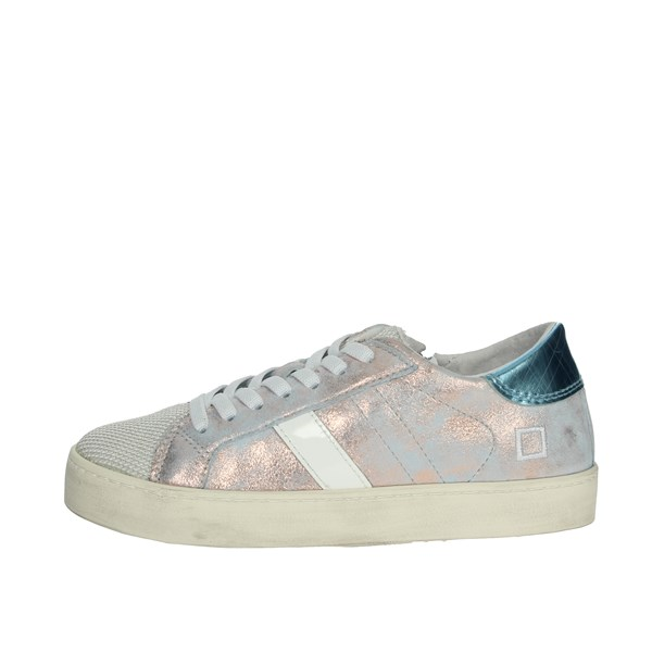 D.a.t.e. Shoes Sneakers Rose HILL LOW-A2