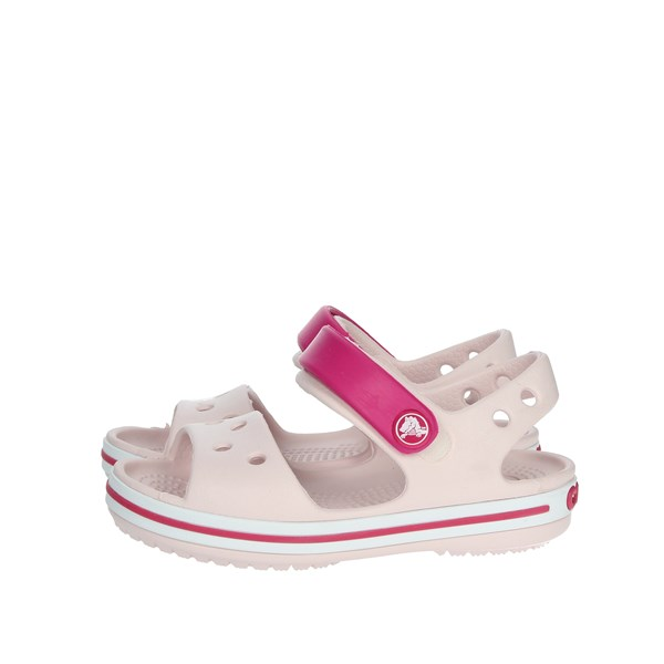 Crocs Shoes Sandals Rose 12856-6PV
