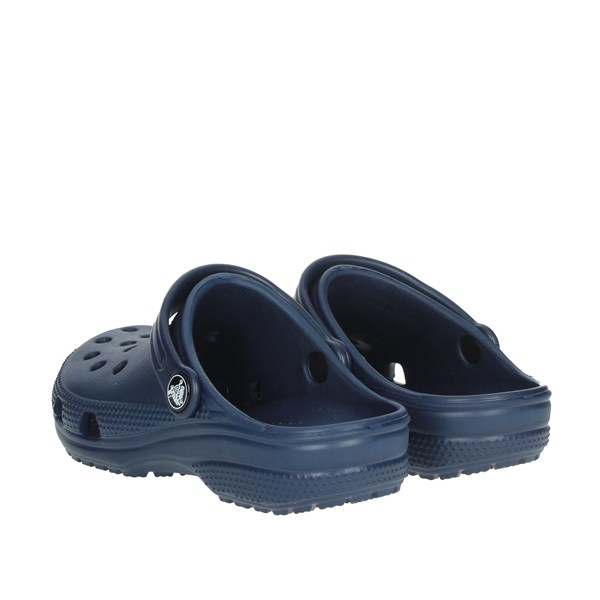 Crocs Shoes Sandal Blue 204536-410