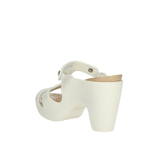 Crocs Shoes Sandals Creamy white 201301-13S