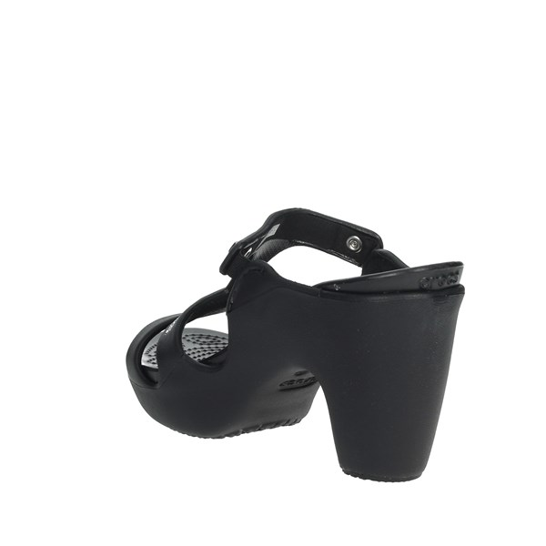 Crocs Shoes Sandals Black 201301-060