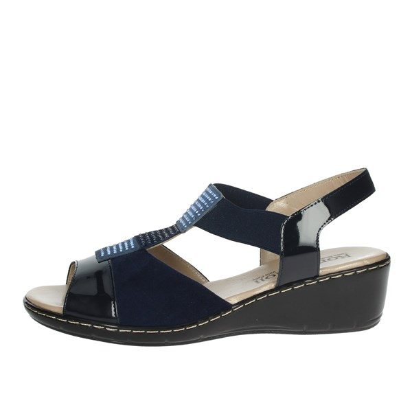 Romagnoli Shoes Sandals Blue B9E7804