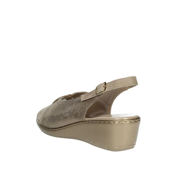 Romagnoli Shoes Sandals Beige B9E7806