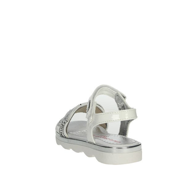 <Laura Biagiotti Dolls Shoes Sandals White 5410