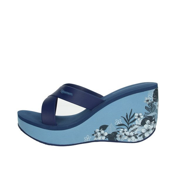 Ipanema Shoes slippers Blue 82534