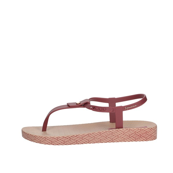 Ipanema Shoes Flops Rose 82626