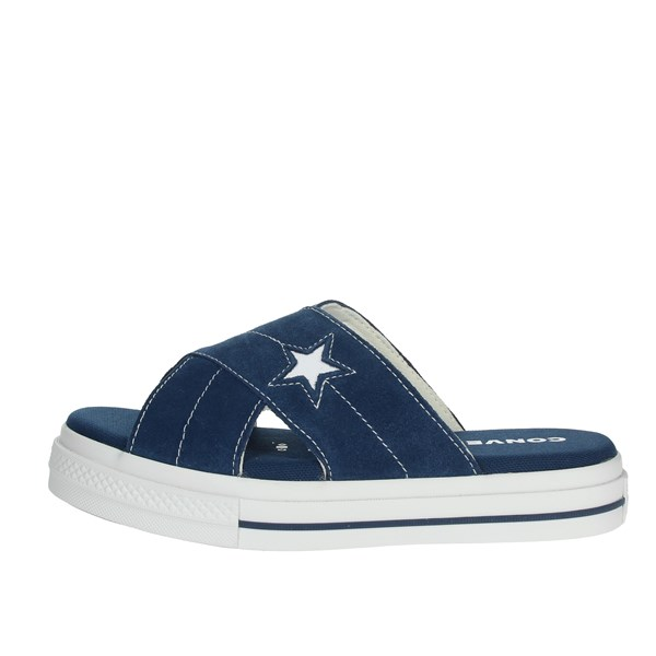 Converse Shoes slippers Blue 564147C