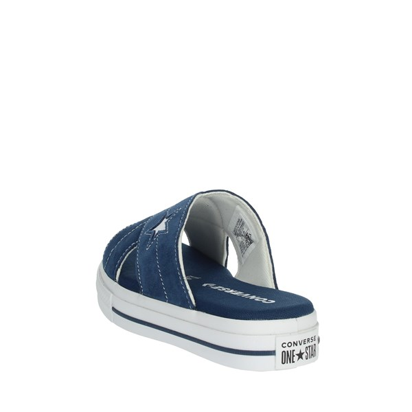 <Converse Shoes slippers Blue 564147C