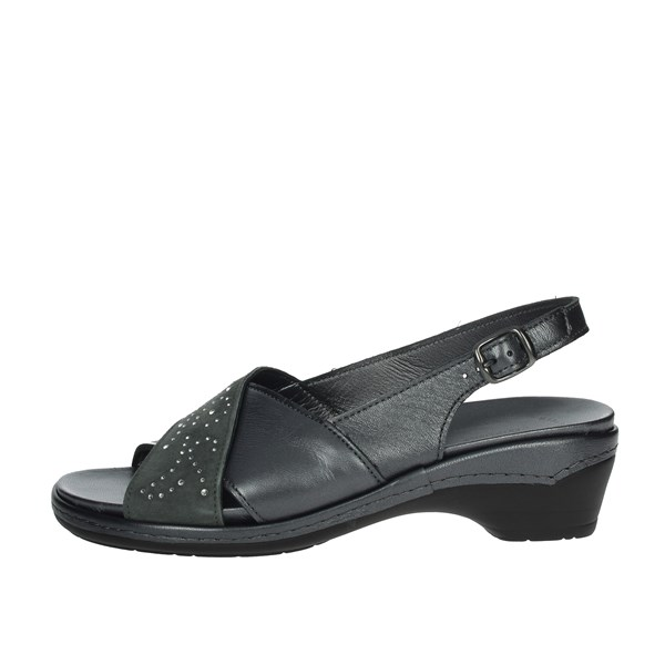 Grünland Shoes Sandal Charcoal grey SE0492-68