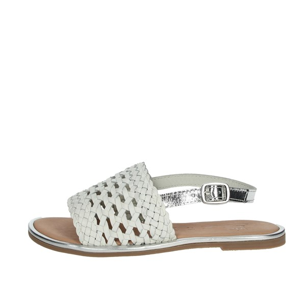 Via 51 Shoes Sandals White ALOA1