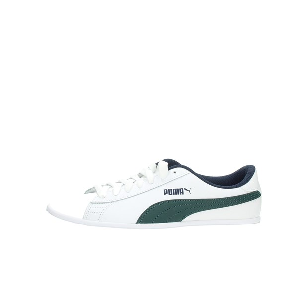 Puma Shoes Sneakers White/Green 365170 02