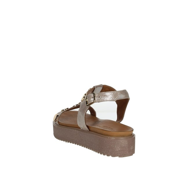 Donna Style Shoes Sandals Light dusty pink 217-18826