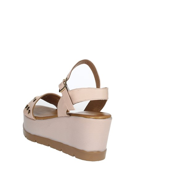 Donna Style Shoes Sandals Light dusty pink 19-5008