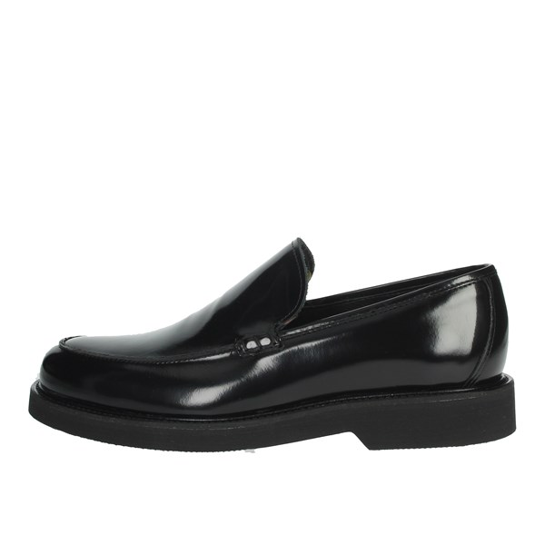 Hudson Shoes Loafers Black 311