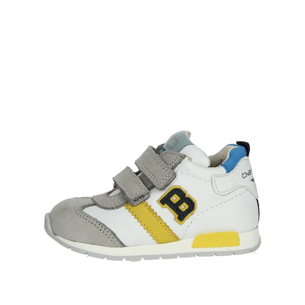 Balducci Shoes Sneakers White/Yellow CSPORT1500