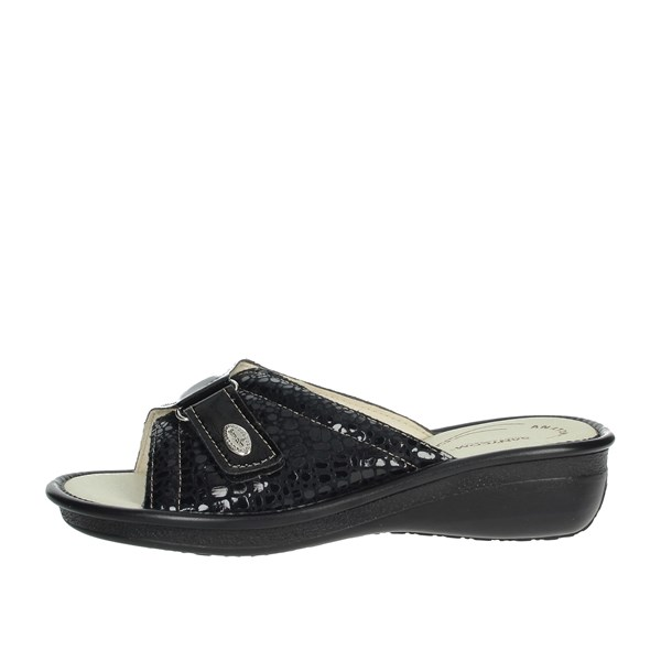Sanycom Shoes slippers Black 1025