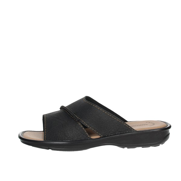 Sanycom Shoes slippers Black 9100