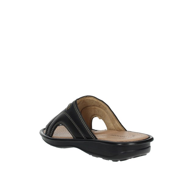 Sanycom Shoes slippers Black 9008
