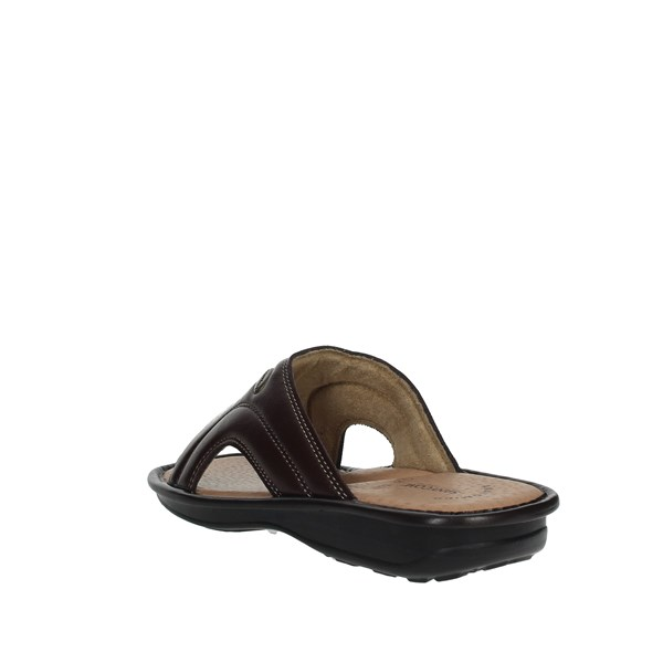 Sanycom Shoes slippers Brown 9008