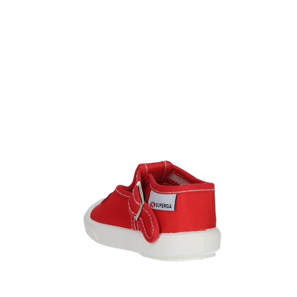 Superga Shoes Ox Eyes Red S21A461