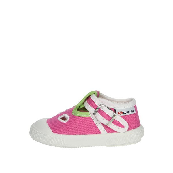 Superga Shoes Sandal Fuchsia S21C449