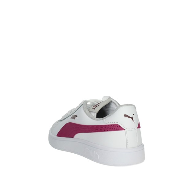 Puma Shoes Sneakers White/Purple 365170 08