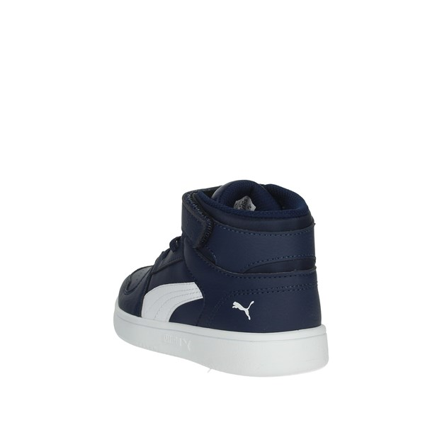 Puma Shoes Sneakers Blue 370488