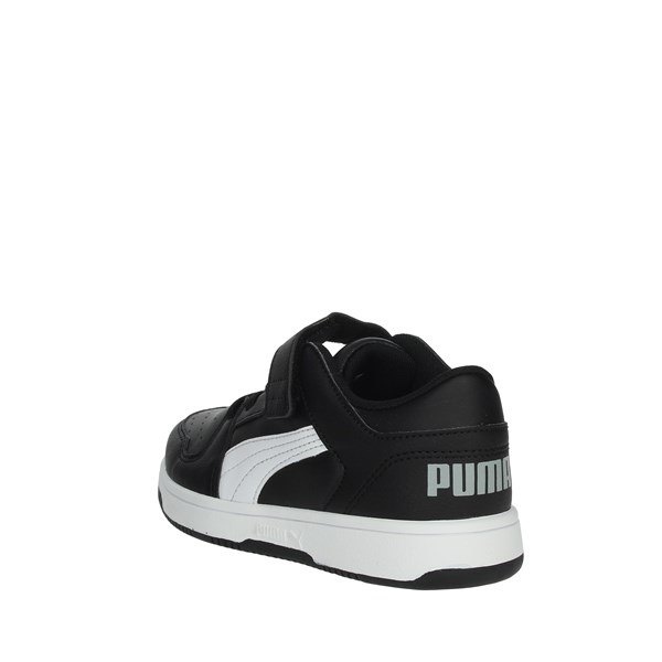 Puma Shoes Sneakers Black 370492