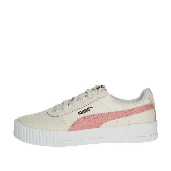 Puma Shoes Sneakers Beige 370325